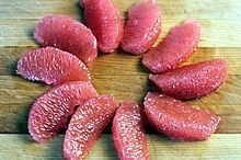 No pulp or membranes, delicious!! How to Peel and Section A Grapefruit or Orange