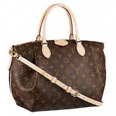 Louis Vuitton Turenne Monogram Canvas MM Bag. My very first Vuitton and I  love it d29c7f1807ef2