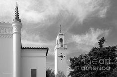 Clock Tower; Loyola