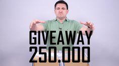 GIVEAWAY FULGER 250.000 - INSCRIE-TE PE BUHNICI.RO/GIVEAWAY
