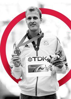 Johan Cronje • Track & Field Star • Athletics