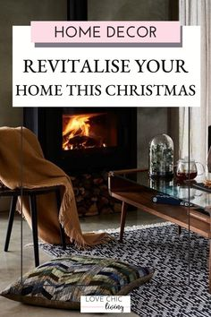Are you wondering what to do with your christmas decor this year? Are you ready for a change? Let's talk about the top Christmas decor trends, budget christmas decor tips and more! Revamp your christmas living room decor, make the most of the space you have and get the whole house involved in the festivities! #lovechicliving