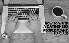 HOW TO WRITE A DATING BIO PEOPLE WANT TO READ - Hey good looking! That's right I see you when I'm scrolling through the online dating sites. Why aren't I clicking on you? It seems your profile… sucks! So today I am going to walk through putting together a sweet ass online dating profile that will have people clambering to get with you. Read more: http://www.allmale.com/blog/write-dating-bio-people-want-read/
