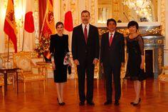 Viaje de estado de Sus Majestades los Reyes Felipe VI y Letizia a Japón.