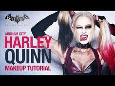 Arachnophobia special fx makeup tutorial - YouTube