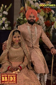Bride, Groom Meet on Band Baajaa Bride Sets for First Time