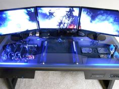 It's Setup Saturday/Sunday! Kyle D shows us why he may be King of the Desk Rigs!