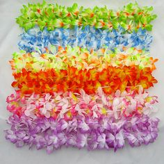 Cheap necklace resin, Buy Quality necklace review directly from China necklace bass Suppliers: 	  	10 pcs Hawaiian Leis Wholesale Flower Leis Artificial Garland Wreath Cheerleading Necklace Party Decoration HH0