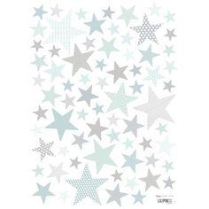 lilipinso muurstickers sterren skylight
