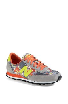 san francisco 4dcaf 4edb9 Free shipping and returns on New Balance 410 Floral Blur Sneaker (Women)