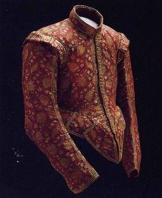 17th century Men's doublet