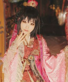 Gyokuen Ren(Magi: The Labyrinth of Magic)