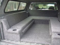 truck bed sleeping platform 8