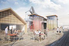 Switzerland Pavilion Expo 2015 by Netwerch Architektur
