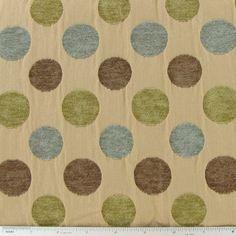Dot-to-Dot Home Decor Fabric