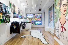 Addicted To Retail (ATR) presents:RIPNDIP pop-up shop & immersive installation in NYC. Coming off a wildly successful pop-up in Los Angeles, RIPNDIP recently opened a pop-up retail space and art gallery in New York City to celebrate the release of their … Continue reading→
