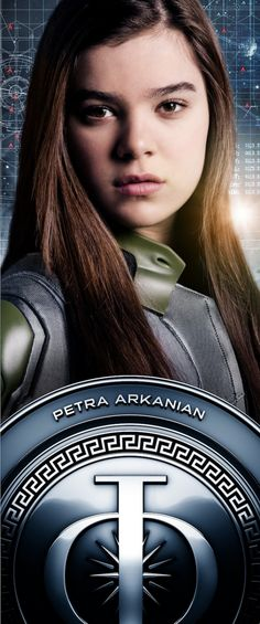 Ender's Game, Hailee Steinfeld as Petra Arkanian