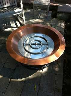 Glass Fire Pit Kits | Compete Connection Kit for Propane