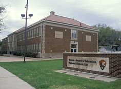 Brown v. Board of Education Historic Site (Topeka, Kansas) | 11 Must-See Black History Destinations To Visit Across America