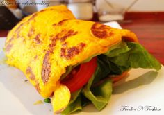 Gulerods wraps - Foodies N Fashion