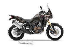My favorite version of the new Honda CRF 1000 L Africa Twin