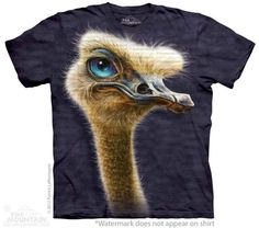 Ostrich T-Shirt @Click image to purchase