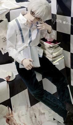 Illusion is mine 東京喰種√A - Takuwest(沢西) Ken Kaneki Cosplay Photo - Cure WorldCosplay