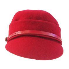 Mirjam Nuver hat - Wool.C + Riempjc