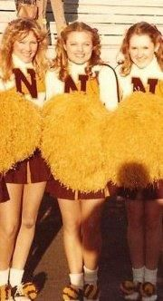 Norwich Cheerleaders #cheer #cheerleader #cheerleading