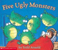 Audio interview with Tedd Arnold about Five Ugly Monsters