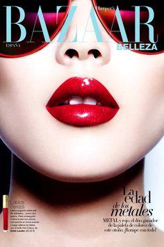 Harper's Bazaar Spain September 2013 | Liu Wen | Nagi Sakai