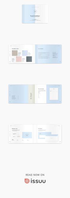 Brand Guidelines Design, Logo Guidelines, Branding Design, Logo Design, Brand Book, Brand Style Guide, Fashion Branding, Style Guides, Templates