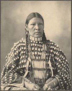 Freckled Face, Arapahoe, 1899. (Photo by Frank A. Rinehart)