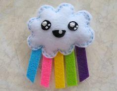 Cute felt craft for kids
