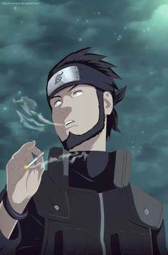 Asuma Sarutobi From #Naruto