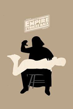 Hit me Lord Vader...Hit me!