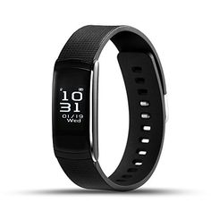 i6 Pro Smart Bracelet, iWOWN Sport Smart Wristband IP67 Waterproof 24-Hours Heart Rate Monitor Fitness Tracker for iPhone Android Phone (Black) - http://physicalfitnessshop.com/shop/i6-pro-smart-bracelet-iwown-sport-smart-wristband-ip67-waterproof-24-hours-heart-rate-monitor-fitness-tracker-for-iphone-android-phone-black/ http://physicalfitnessshop.com/wp-content/uploads/2017/02/b7abf9b0fe46.jpg