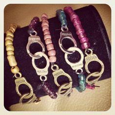 Christian Grey Handcuff Bracelet