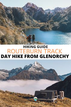 A guide to tackling a Routeburn Track day hike from Glenorchy. Full guide on how to do an in-and-out journey to New Zealand's best great walk. Glenorchy New Zealand, Great Walks, Hiking Guide, Hiking With Kids, South Island, Day Hike, Paths, Track