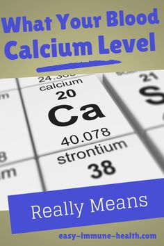 If you have an elevated blood calcium level, does this mean you have a Calcium Overdose or Calcium toxicity? What is milk alkali syndrome and how does it relate to calcium levels? Natural Cleaning Recipes, Natural Beauty Recipes, Healthy Options, Healthy Tips, Healthy Habits, High Calcium, Herbal Remedies, Natural Remedies, Thyroid Problems