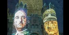 Proyectan la imagen de Franco e Himmler en el espectáculo de  las fiestas de un pueblo de Toledo - http://diariojudio.com/noticias/proyectan-la-imagen-de-franco-e-himmler-en-el-espectaculo-de-las-fiestas-de-un-pueblo-de-toledo/177580/