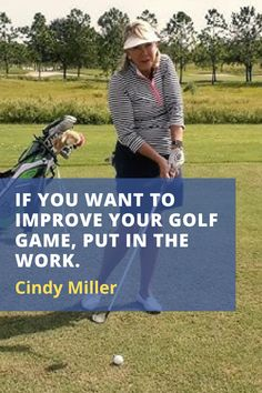 Are you committed to doing whatever it takes to reach your golfing goals? Legends of the LPGA Tour player, Cindy Miller has some truths and practical strategies to help you succeed on the golf course. #golf #golftip #golfswing #golflessons #womensgolf Lpga Players, Golf Books, Lpga Tour, Golf Score, Golf Chipping, Best Golf Courses, Golf Instruction, Golf Channel, Golf Putting