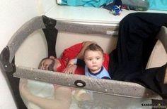 Это происходило с каждым родителем :) Смешные фото — Smehu.com