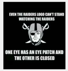 Oakland Raiders - Where ex 49ers go to die...