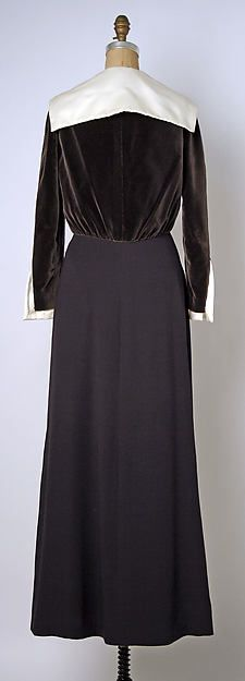 Evening dress 1960s Coco Chanel