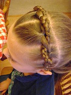 Looks like it might not require French braiding... I'm in!