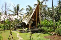 Green Village: An Amazing Place in Bali