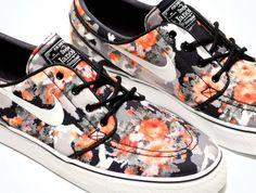 floral mens nike shoes