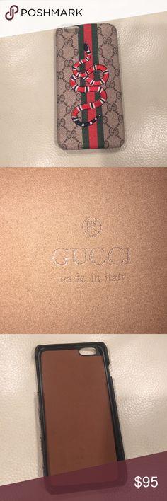 Gucci Supreme Snake IPhone 6 6s Case IPhone 6 6s Plus Gucci Supreme Snake 6075e6f0c3558