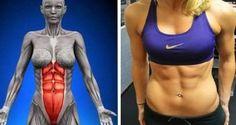 Cet exercice est le plus efficace : faites cet exercice en 60 secondes et vous allez avoir un ventre plat au bout d'un mois !